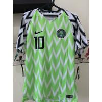 Jersey Bola Nigeria 2018 Naija Original Mikel