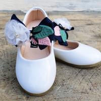 Sepatu Anak Import TT-23 White