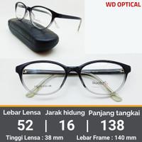 Frame Kacamata Murah Pria/Wanita/Fashion PE 11