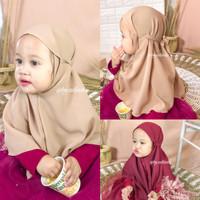 Jilbab Bergo Maryam Anak / Jilbab Instan Maryam Kids ⠀⠀