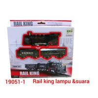 Mainan Anak Rel Kereta Api Anak - Rail King Express Train