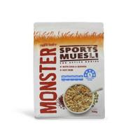 Monster Sports Muesli dg Chiaseed dan Quinoa Cereal / Sereal 700gr