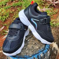 Sepatu Anak Import W88-2A Black
