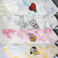 BT21 Tie Dye T-Shirt