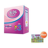 Beli 2 - S26 Procal Tahap 3 [1400 g] + Free My Daily Board