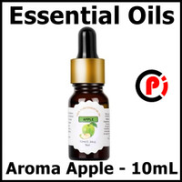 Water Soluble Pure Essential Oils Aromatherapy Diffusers 10ml Apple