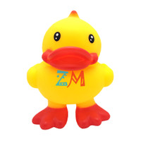 Mainan Bebek Karet B840 - Pencet Bunyi