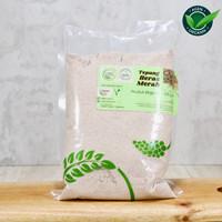 Tepung beras merah organik MPASI 500gr - lingkar organik