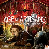 Architects of the West Kingdom: Age of Artisans (Original) Board Game