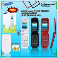 Handphone Samsung E1272 Caramel New Garansi Hp Samsung Jadul Termurah