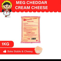 MEG cheddar cream cheese