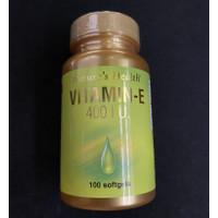Natures Health Vitamin E 400 IU isi 100