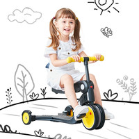 Mainan scooter/sepeda anak roda 3, 5 in 1 high quality (max 50kg)