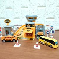Mainan Anak Parking Lot Project Team Konstruksi