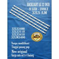 BACKLIGHT TV LG 32LS3400 32LS3410 LAMPU BACKLIGHT BL32