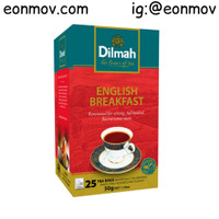 Dilmah Tea English Breakfast Flavour - Teh Mantap 25 Envelope