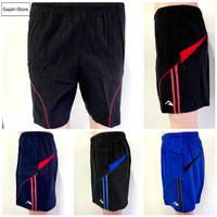 Celana pendek pria olahraga / santai katun