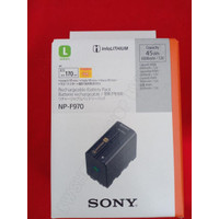 Sony NP-F970 L-Series Info-Lithium Battery Pack Original