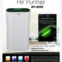 Air Purifier AP-8000 Merk Serenity Dengan Hepa Filter dan Lampu UV