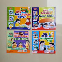 Buku Cerita Anak Muslim - Seri Aku Sehat seperti Rasulullah, Buku Anak