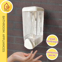 DISPENSER SABUN CAIR MINIMALIS / TEMPAT SABUN CAIR / SOAP DISPENSER