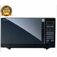 Sharp R-728(K)-IN Microwave Original Garansi Resmi Panggang Oven Ayam