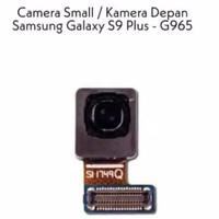 CAM CAMERA KAMERA SAMSUNG S9 PLUS G965 SMALL DEPAN ORIGINAL