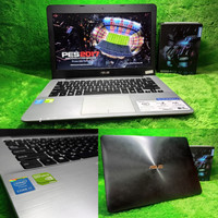 Laptop asus x302l core i7 broadwell nvidia 920m ram 8gb