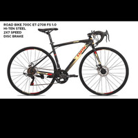 road bike pacific exotic 700c ET 2708 F.S 1.0
