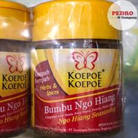 Koepoe koepoe bumbu ngo hiang seasoning 23 gram - kupu kupu spice