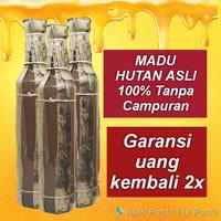 madu hutan baduy,madu hutan baduy asli dan murni/netto 1kg/1 kg/promo. - 350 gr plastik
