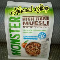 Monster High Fibre Muesli 700g