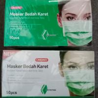 masker onemed 3ply earloop termurah
