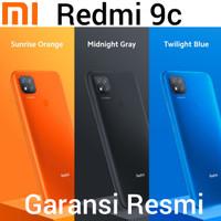 Xiaomi Redmi 9C Ram 4GB 64GB TAM Garansi Resmi 4/64 Redmi9c