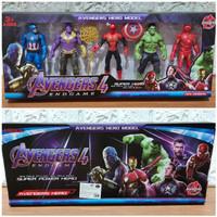 Mainan Figure Set Avengers 4 Endgame