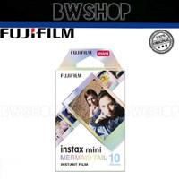 Fujifilm Instax Paper Mermaid Tail