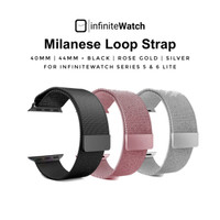 infiniteWatch Milanese Loop