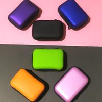 Dompet Headset Travel Case / Tempat earphone