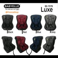 Car seat Baby Elle BabyElle LUXE BE-707B / BE 707 B Dudukan Mobil Bayi