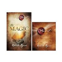 Paket 2 Buku The Secret & The Magic | Rhonda Byrne (Best Seller)