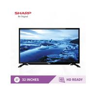 LED TV 32 inch SHARP HD-2T-C32BA1i-Black