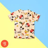 Kaos Anak - Baby GAP X Mickey Shortsleeve Tee