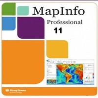 MapInfo v11 x86 & x64 GARANSI WORK