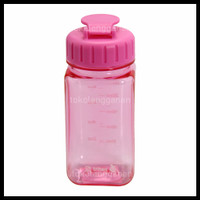 Kris 280 Ml Botol Minum Flip Top - Pink