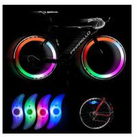 Lampu Jari Jari Sepeda Lampu Ban Color Light LPS011GLX