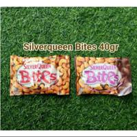 silverqueen bites 40gr