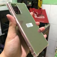 Soft Case Silikon Samsung Galaxy Note 20 Bening transparant