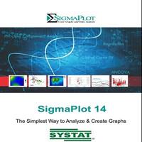 Grafik & Analisis Software SIGMAPLOT 14 Plus SYSTAT 13.2 x86 & x64