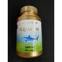 Natures Health Squalene 1000mg / 1000 mg Isi 100 Softgels