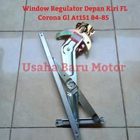 Window Regulator Kaca Depan Kiri FL Toyota Corona GL At151 84-85
